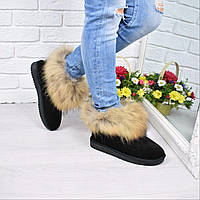 Угги женские Енот 3751, зимняя обувь