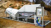 Рециклинговое оборудование для компонентов бетона