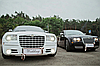 Прокат авто на весілля Крайслер 300с седан
