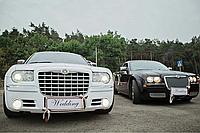 Прокат авто на весілля Крайслер 300с седан, фото 1