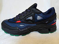 Adidas Raf Simons Ozweego 2 женские кроссовки синие