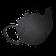 Доска меловая фигурная Чайник