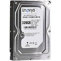 Жесткий диск 320Gb i.norys, SATA2, 8Mb, 7200 rpm (INO-IHDD0320S2-D1-7208)