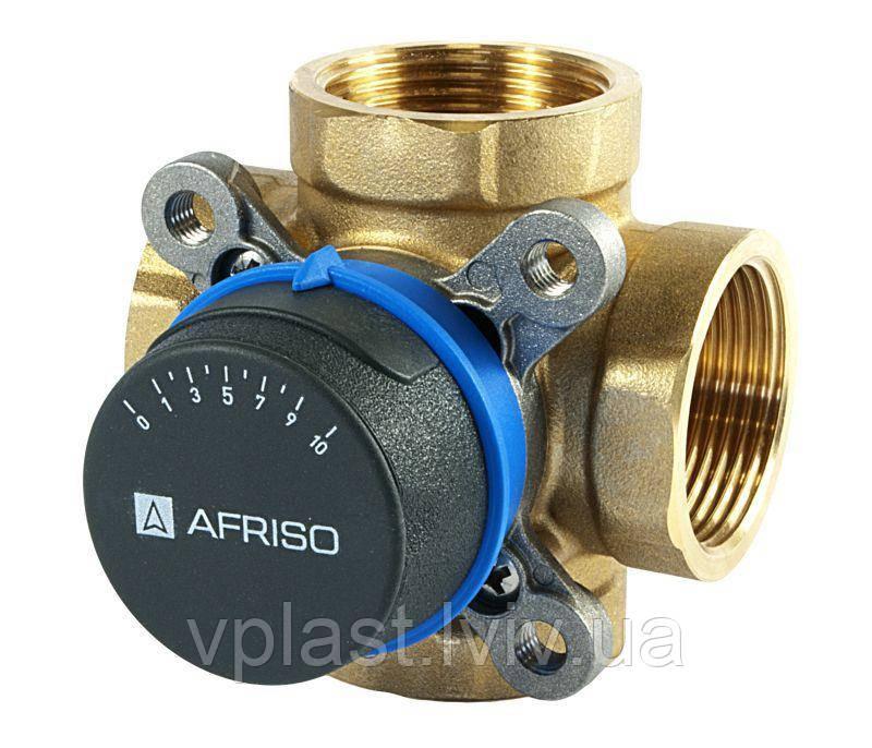 Afriso Поворотный смесительный 4-ходовый клапан ARV 484 DN25 (1348400)