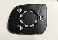 Вкладыш зеркала правый с подогревом  Audi Q5 (09-) Q7 (10-) OE:8R0857536F, фото 1