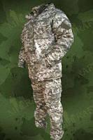 Зимний камуфляжный костюм Пиксель ЗСУ