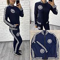 """Женский спортивный костюм для пышных дам """" Adidas """" Dress Code"""