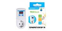 Терморегулятор электронный розеточного типа Tessla TR