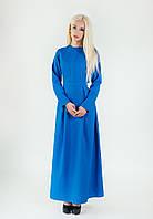 Жіноче синє плаття Linda