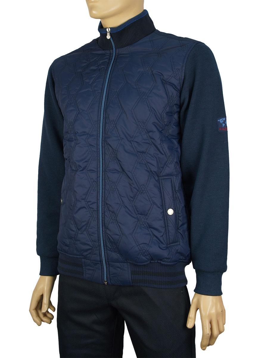 Чоловіча куртка Fabiani 5623 синя
