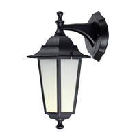 Садово-парковый светильник DELUX Palace A02 60W E27 черный