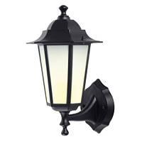 Садово-парковый светильник DELUX Palace A01 60W E27 черный