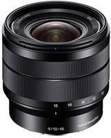 Об'єктив Sony SEL f/4 10-18mm E-Mount (SEL1018)