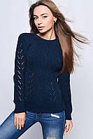 Вязаные женские свитера Света-5 из шерсти и акрила