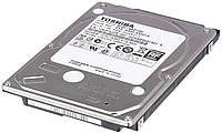 Жесткий диск для ноутбука 1Tb Toshiba, SATA2, 8Mb, 5400rpm (MQ01ABD100)