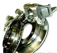 Комплект дисковых тормозов вентилируемых Нива