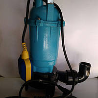 Бытовой фекальный погружной насос (насос для выгребных ям) WQD 2600, баракуда