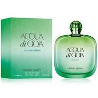 Женский парфюм от Armani Acqua Di Gioia Jasmine