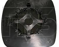 Вкладыш зеркала без обогрева правого=левого  Взаимозаменяемые на Renault Kangoo,Рено Кенго 09-13