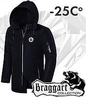 Braggart 'Black Diamond'. Парка зимняя 9071 черная