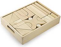 Viga Toys Конструктор Viga Toys Набор строительных блоков, 48 шт. (59166)