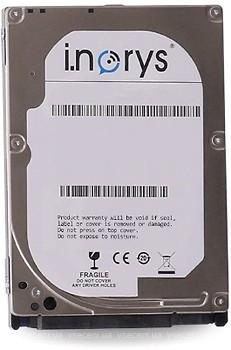 Жесткий диск для ноутбука 500 Гб i.norys, SATA 2, 8Mb, 5400 rpm (INO-I