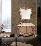"Комплект мебели для ванной GOLD Ban-Yom ""Mihrimah 130"", 1300х600х850 мм , фото 3"
