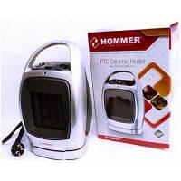Керамический обогреватель Hommer, тепловентилятор с поворотным механизмом, экономичный обогреватель 1500 W