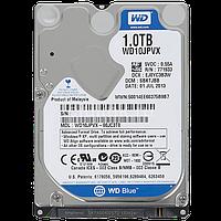 Жесткий диск для ноутбука 1Tb Western Scorpio Blue, SATA3, 8Mb 5400 rpm (WD10JPVX) (Ref)