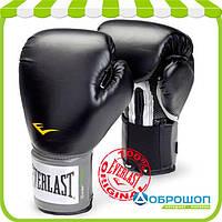 Перчатки тренировочные Everlast PU Pro Style training gloves 14 oz