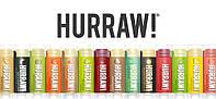 100 % натуральный бальзам для губ Hurraw в ассортименте