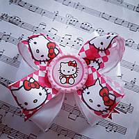 Бант Hello Kitty