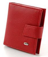 Классический женский кожаный кошелек портмоне ST складной маленький компактный. Хорошее качество. Код: КГ2183