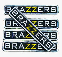 "Патч ""BRAZZERS"""