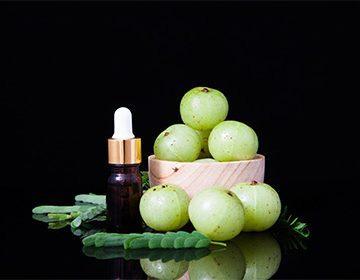 Применение масла амлы для лечения волос