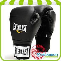 Перчатки тренировочные Everlast Training Gloves Velcro 16 oz