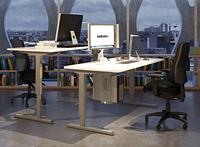 501-33 7(S, W, B) 152: Эргономичный офисный стол для работы стоя-сидя (новая улучшенная бюджетная модель)