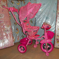 """Детский трехколесный велосипед """"Принцесса"""""""