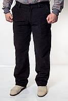 Мужские вельветовые коричневые джинсы BLK 8158