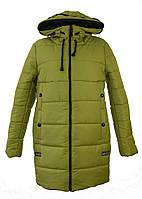 Теплая женская зимняя куртка