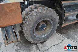 Колесный экскаватор Caterpillar M318 (1996 г), фото 2