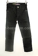 Детские-подростковые утеплённые джинсы CROSSNESS(20-25) на мальчика оптом на флисе  —  от производителя на 7км
