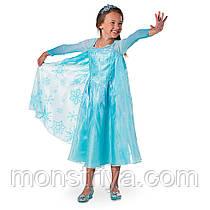 Карнавальний костюм плаття Ельзи Disney США