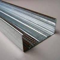 Стоечный профиль Knauf СW 50х40 3м. толщина 0,6 мм