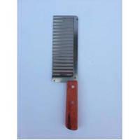 Нож для карвинга с деревянной ручкой