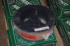 Проволока омедненная сварочная AS SG2 1.0мм 15кг фасовка Askaynak