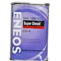 Дизельное масло ENEOS CG-4 10W-40  4л