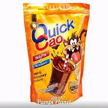 Детский шоколадный напиток (Какао) Quick Cao 500 гр