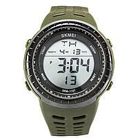 Часы водонепроницаемые спортивные Skmei Green 1167BOXGR