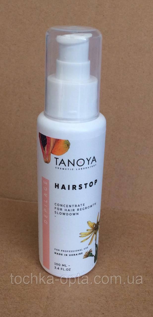 TANOYA Волостоп концентрат для замедления роста волос